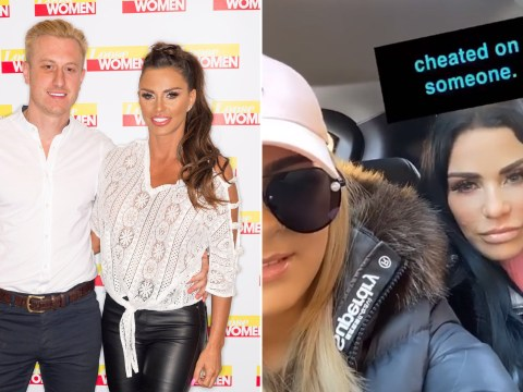 Katie Price refuses to answer cheat question during awkward I Have Never game