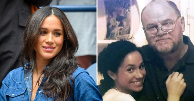 Caption: Meghan Markle?s dad Thomas says his daughter ?isn?t the girl I raised? (Picture: Getty)