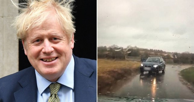 PM to press US after more cars seen 'driving on wrong side of road' by RAF base