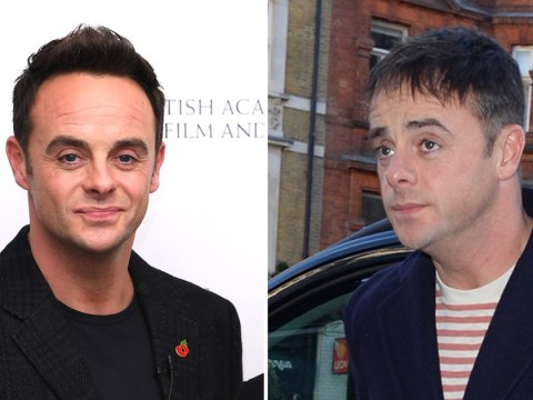 Ant McPartlin sports gel-free hairstyle for Britain's Got Talent auditions amid divorce settlement talks