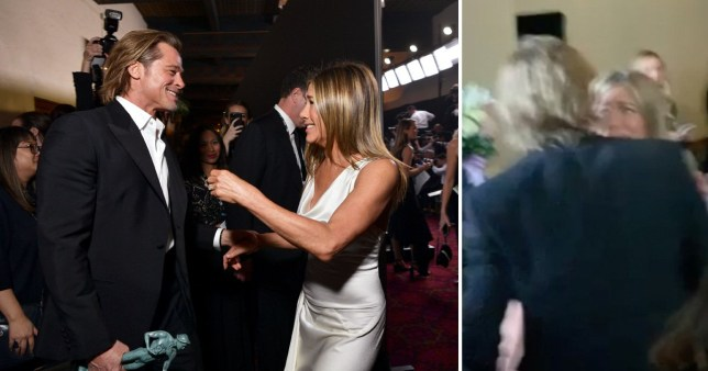 Jennifer Aniston and Brad Pitt have 'fallen back in love after going on secret dates'