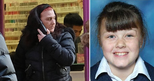 Karen Matthews seen in south of England after prison release for faking the kidnap of daughter Shannon Matthews