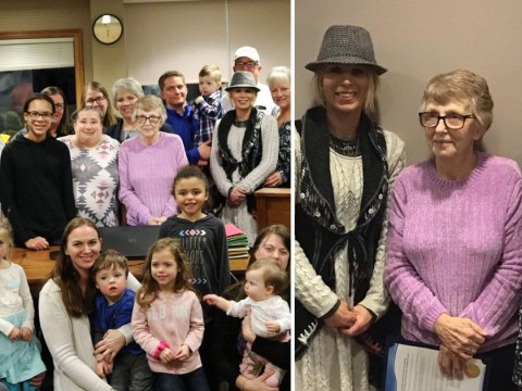 75-year-old woman celebrates fostering over 600 kids in 50 years