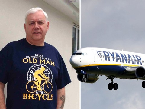 Ryanair demanded £230 from cancer patient who was too sick to fly