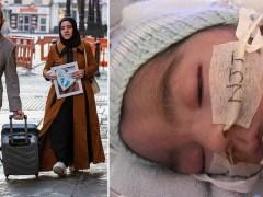 Parents of brain-damaged baby begin court battle to keep him alive