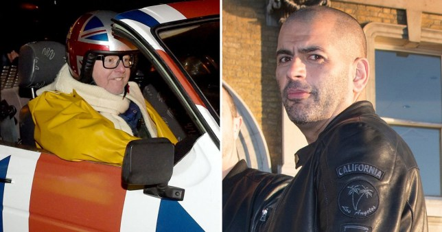 Top Gear presenter Chris Harris recalls horror on first day filming with Chris Evans and Matt LeBLanc: 'Oh god, what have I done?'