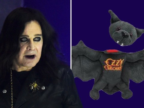 Ozzy Ozbourne celebrates 38 years since biting off bat's head – by releasing bat merch