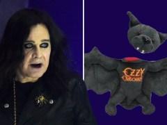 Ozzy Osbourne celebrates bat biting anniversary with new merchandise