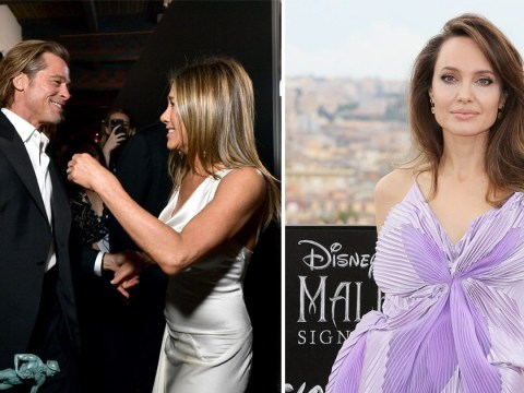 Angelina Jolie 'will feel disrespected' by Brad Pitt's marriage quip and Jennifer Aniston pics