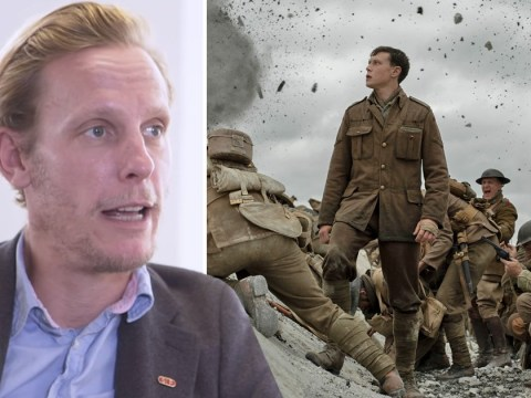 Laurence Fox claims Sikh soldier in Sam Mendes war epic 1917 is 'forcing diversity' on viewers