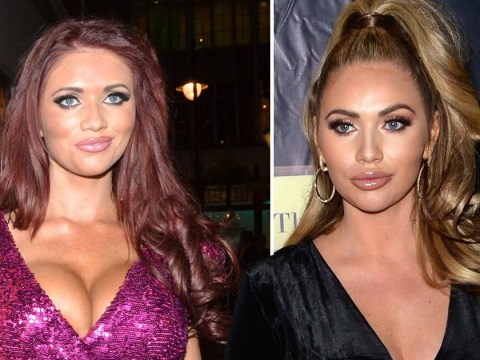 Amy Childs reveals horrific side effects of plastic surgery including flipped and ruptured breast implants