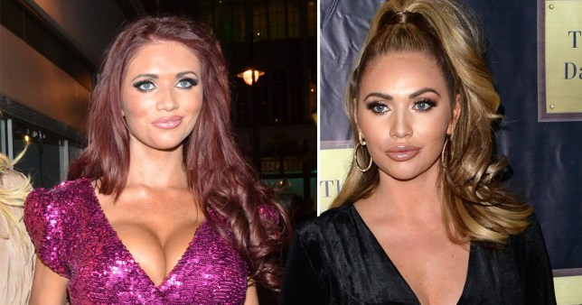 Amy Childs surgery