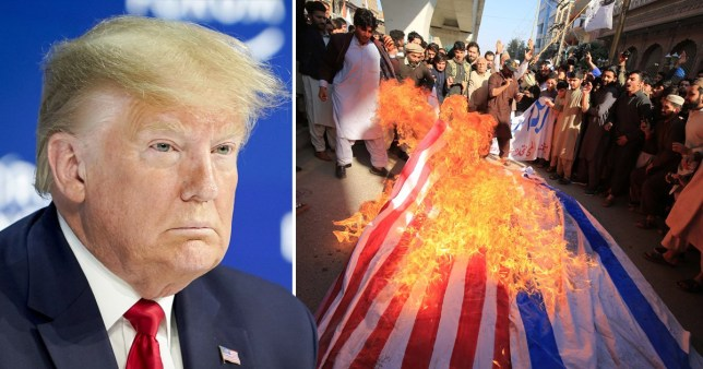 Iranian politician offers $3,000,000 'cash reward' for killing Donald Trump