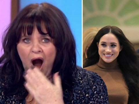 Coleen Nolan threatens to walk out of Loose Women because she's so bored of Prince Harry and Meghan Markle