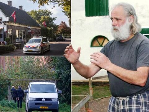 Dad in Dutch farm case beat captive children to ward off 'bad spirits'
