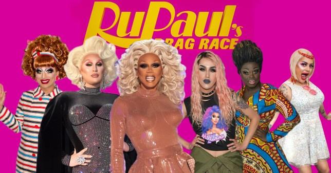 RuPaul's Drafg Race