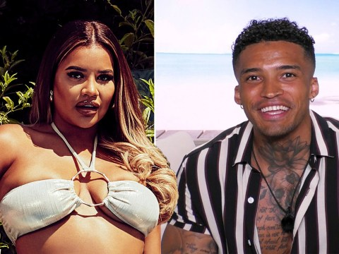 Ex On The Beach star Lateysha Grace reveals she slagged Michael Griffiths off on Twitter over Love Island drama