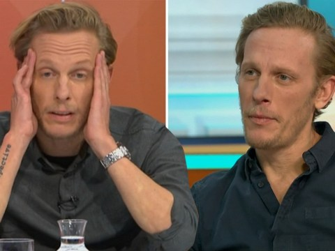 Laurence Fox receives death threats and battling insomnia over controversial race row on Question Time: 'I have children'