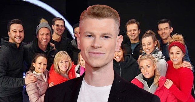 Dancing on Ice cast 'deeply concerned' for Hamish Garman after parting ways from Caprice Bourret: 'Morale is low behind-the-scenes'
