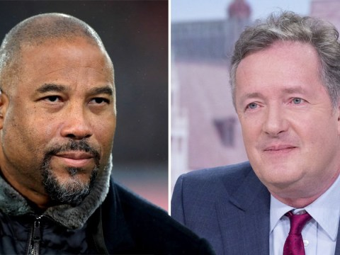 John Barnes claims Piers Morgan and GMB are 'not concerned with fight against racism'