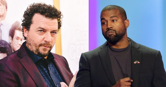 Kanye West asked Danny McBride to play him in biopic during 'stunning phone call'