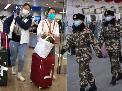 Coronavirus panic spreads as 10 cities with 33,000,000 people go into lockdown