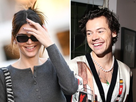 Kendall Jenner all smiles as dad Caitlyn wants her to get back together with Harry Styles