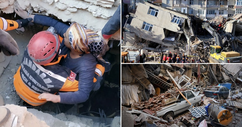 turkey earthquake - photo #12
