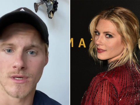 Vikings' Alexander Ludwig declares love for Katheryn Winnick in emotional video as she bids farewell to series