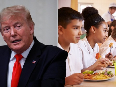 Pasta to count as vegetable for schoolkids under Trump administration
