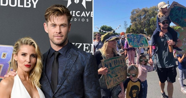 Elsa Pataky reveals her and Chris Hemsworth's idyllic life in Byron Bay after leaving Hollywood behind