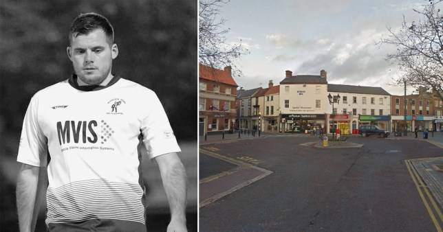 Murder investigation launched as footballer, 25, dies after night out
