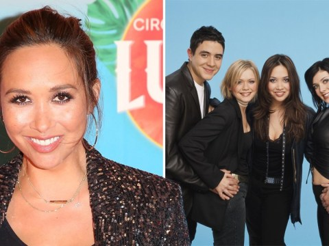 Myleene Klass' kids could spark a Hearsay reunion and we're here for it