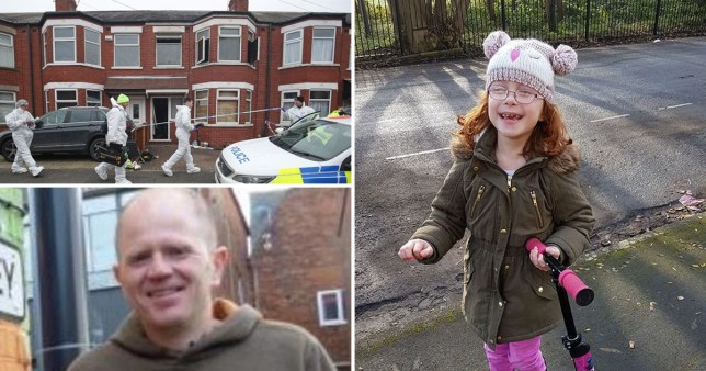 First picture of girl, 10, killed in house fire 'started by dad who locked her in'