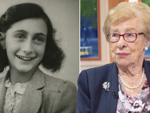 Anne Frank's stepsister recalls the 'nightmares' of Auschwitz