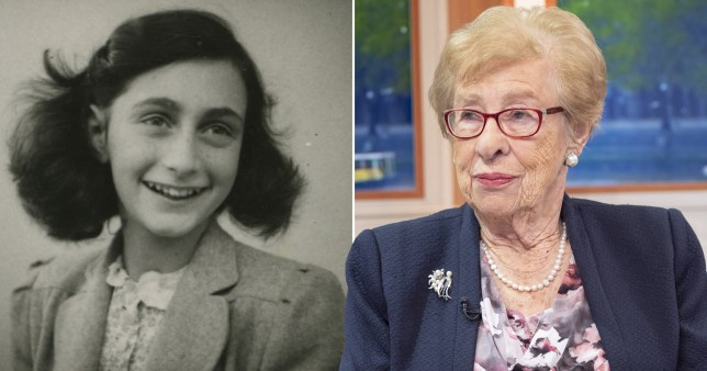 Anne Frank's stepsister recalls the 'nightmares' of Auschwitz