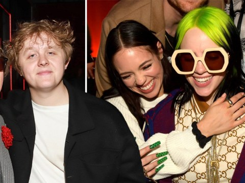 Grammys after-party goes off as Billie Eilish and Lewis Capaldi celebrate