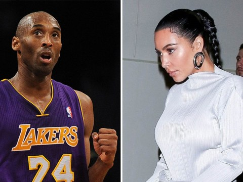 Kim Kardashian attends midnight memorial for Kobe Bryant and his 13-year-old daughter Gianna