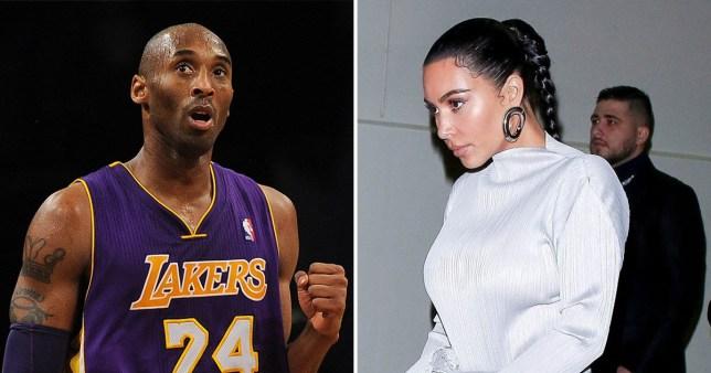 Kim Kardashian Kobe Bryant