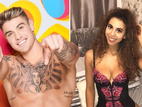 Love Island's Luke Mabbot branded 'lying rat' by girl he strung along for five years