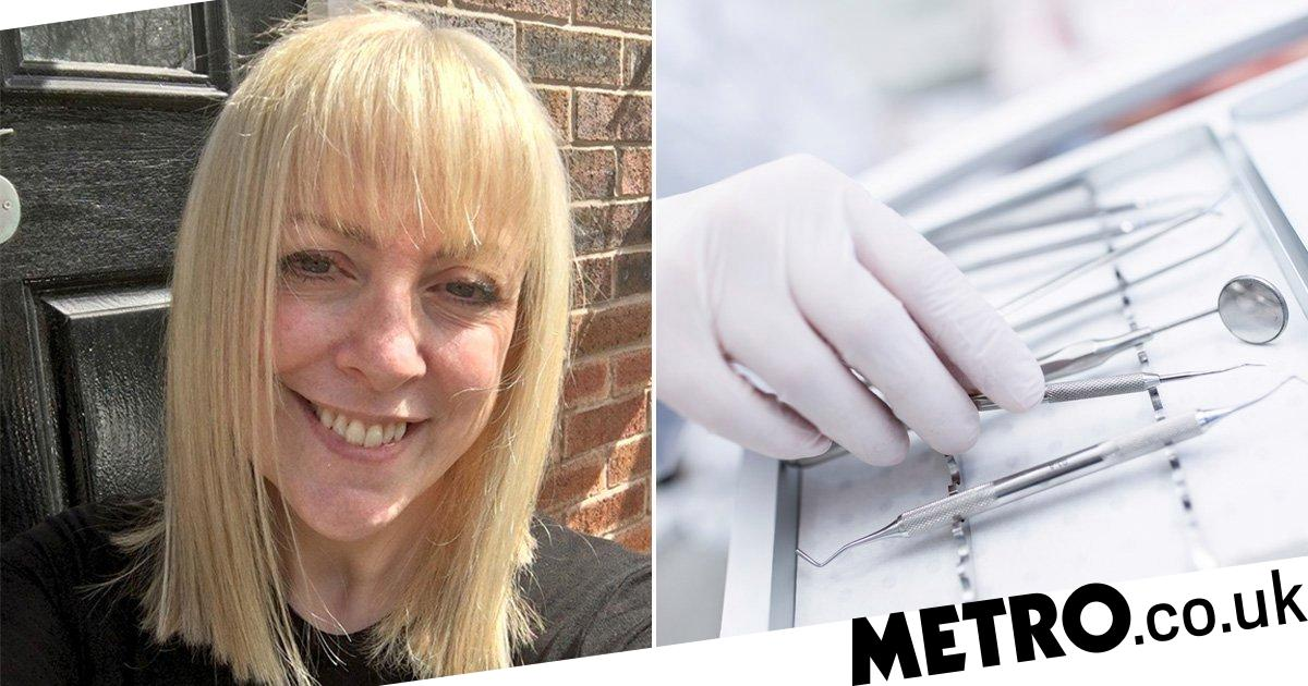 Mum whose tooth crumbled due to chemo wants free dental care for cancer patients