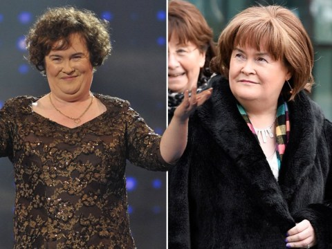 Susan Boyle was worried her career was over when she missed out on winning Britain's Got Talent