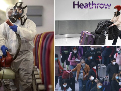 Foreign Office warns Britons not to travel to China amid coronavirus crisis