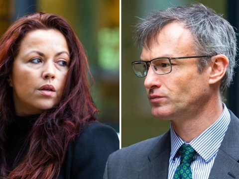 Bank boss who had affair with junior colleague said it was 'just sex'