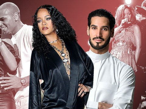 A look back at Rihanna's dating history as star 'splits from billionaire boyfriend Hassan Jameel'