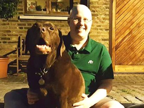 'The unthinkable has happened' Matt Lucas grieves as both of his dogs die within weeks of each other