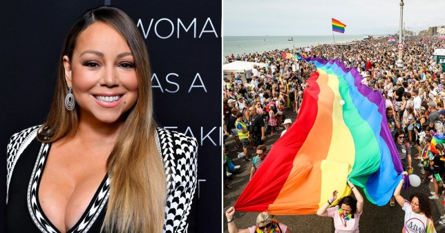 Mariah Carey to 'headline Brighton Pride' and summer can't come soon enough
