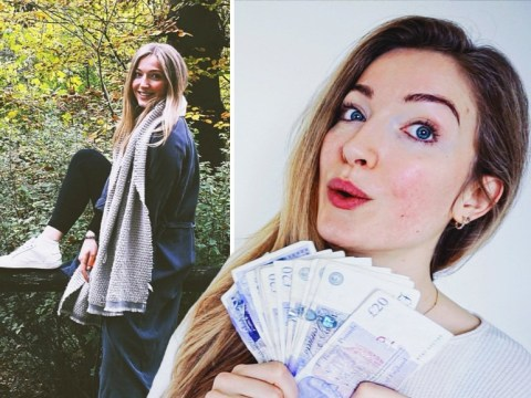 25-year-old nanny and Youtuber shares how she saved £14,000 in a year