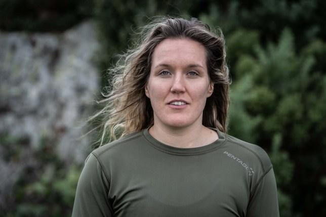 SAS: Who Dares Wins recruit Bethany
