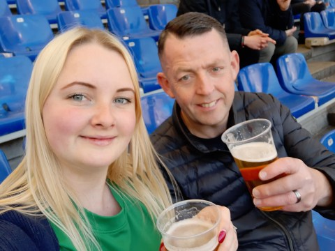 Bride-to-be only discovered 25-year age gap with fiancé after three months of dating